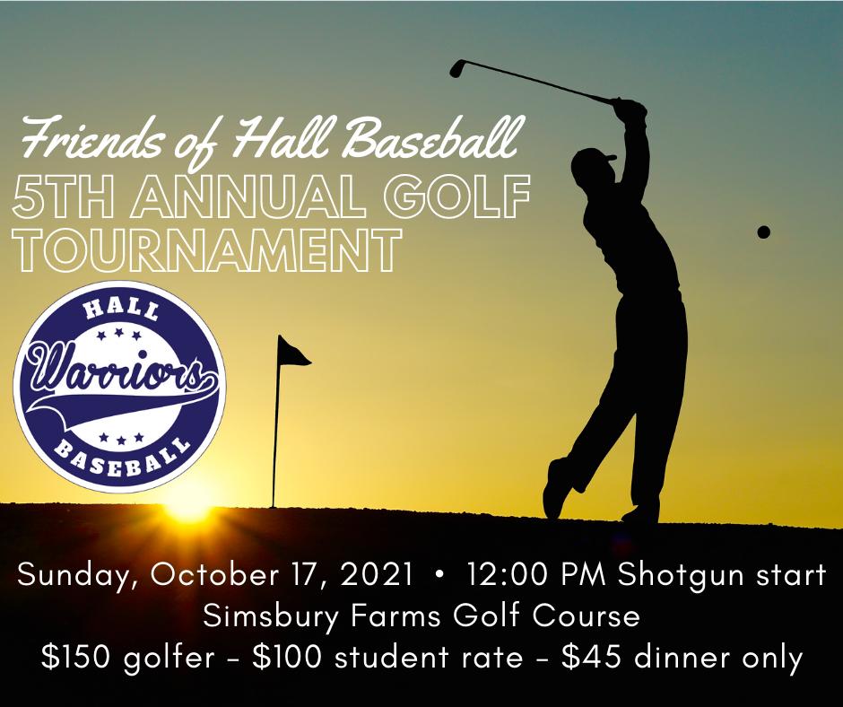 Register Now – 5th Annual FOHB Golf Tournament